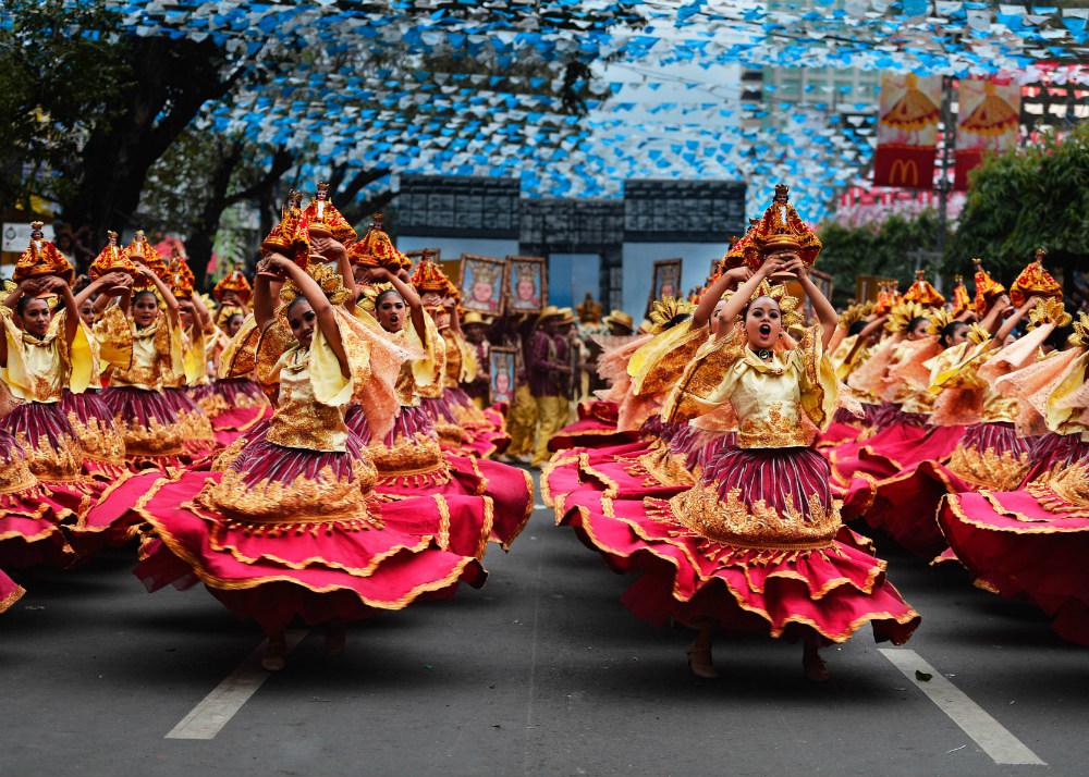 Cebu's Sinulog Festival – for God's glory?
